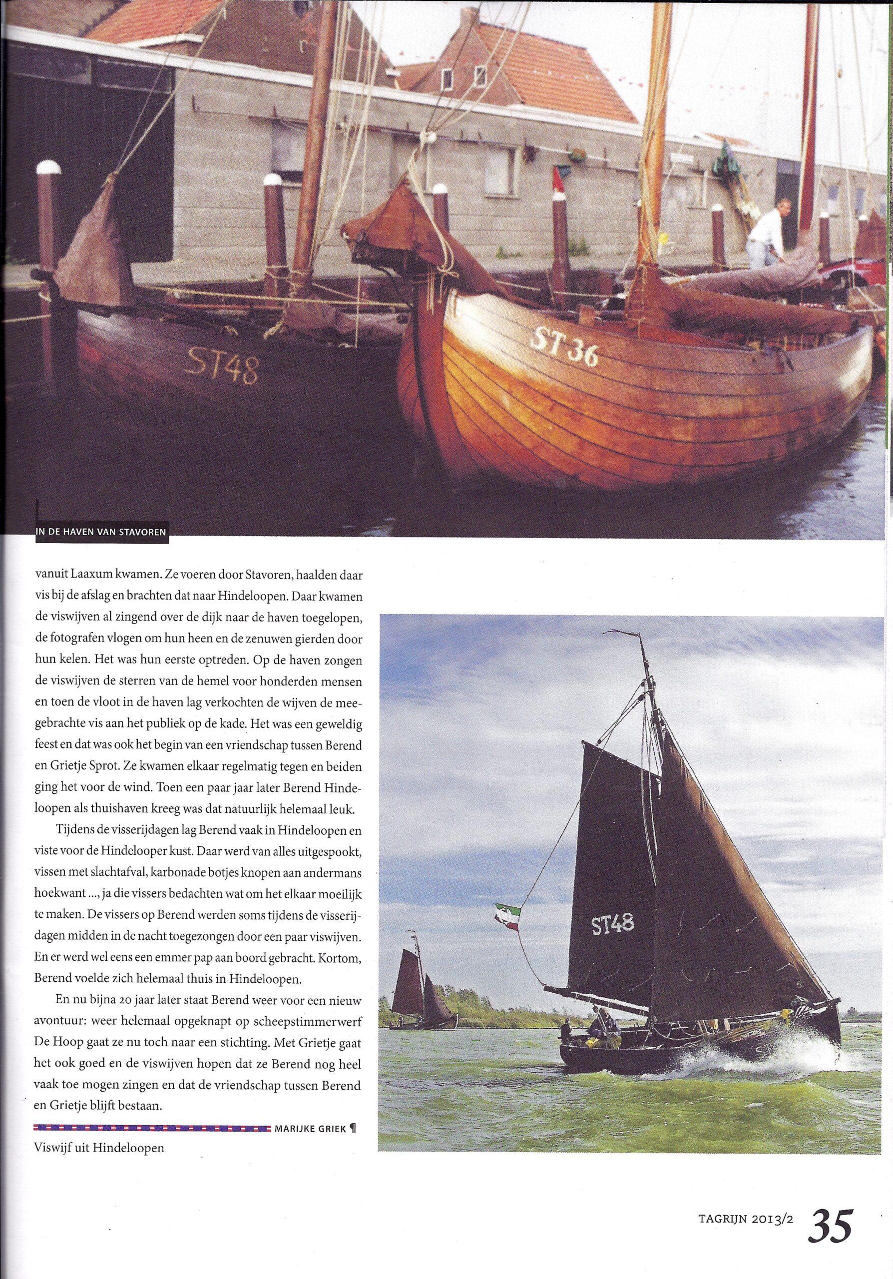 Tagrijn 2013 |tewaterlating ST48 | Pagina 4.