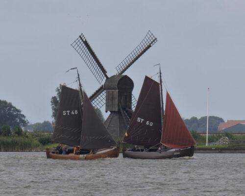 Foto's Zeilwedstrijd Oudega 2021